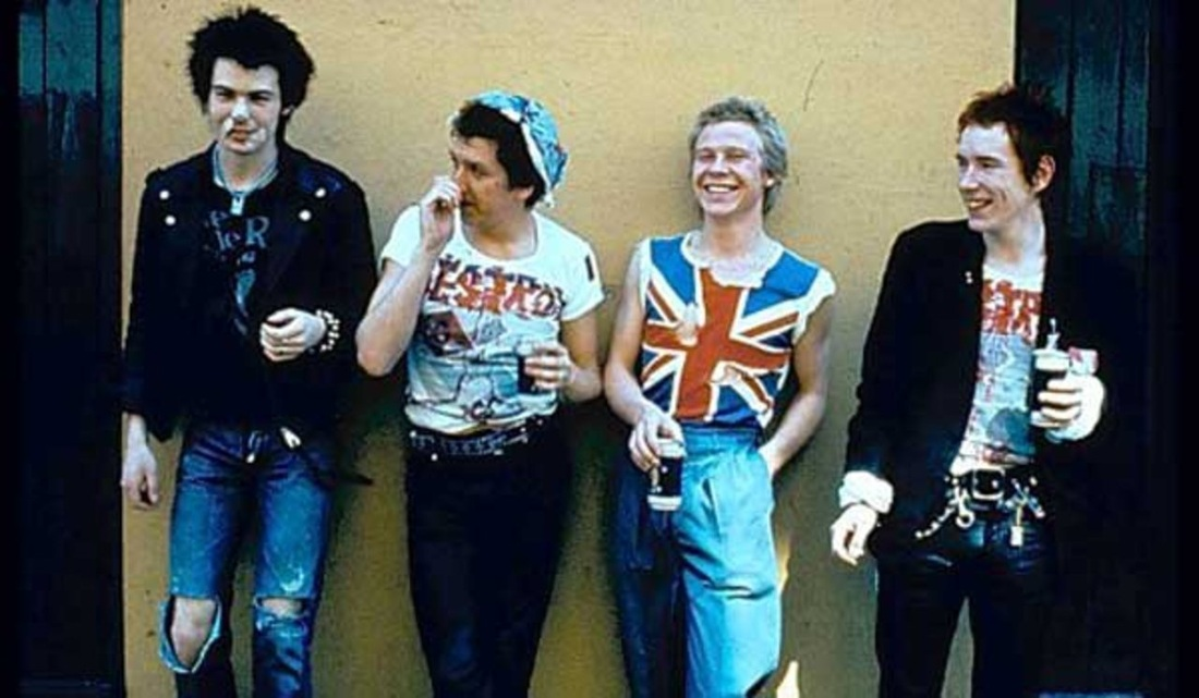 Punk Rock Featured Popular Groups Like Sex Pistols The Clash New York Dolls These Were Styles And Genres Of 70s